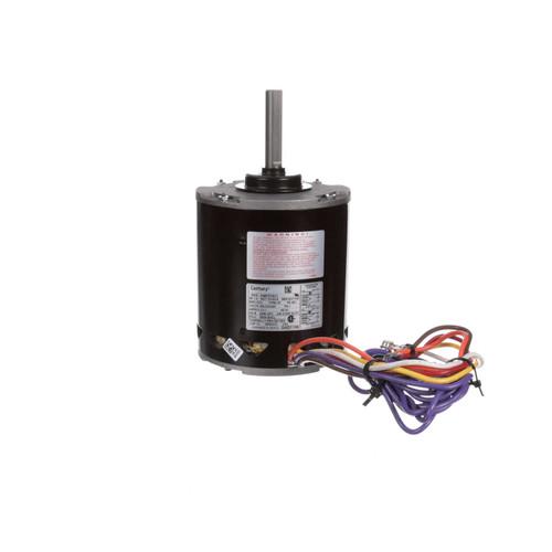 OAD1106 Century Addison Condenser Motor 1 hp 1075 RPM 208-230/460V Century # OAD1106