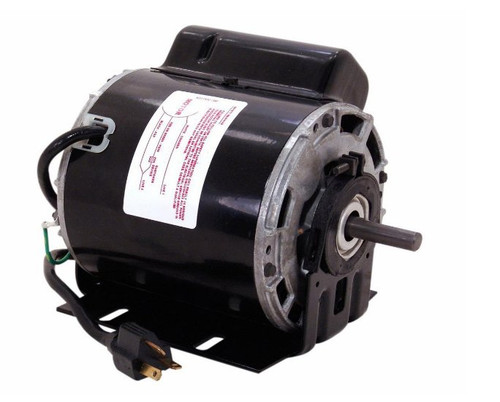 Model 9618A Century American Air filter Motor (CE 168354) 1/4 hp 1075 RPM 115V Century # 9618A