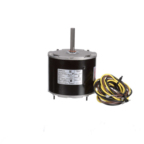 Model 744A Century Arcoaire Replacement Motor (24346301) 1/3 hp 1075 RPM 208-230V Century # 744A