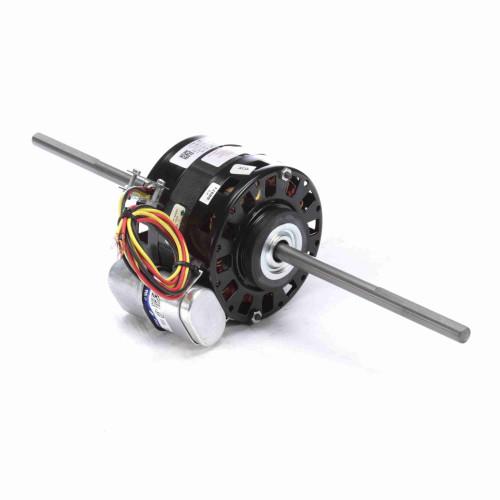 First Co/Summit HVAC Motor 1/4 hp 1625 RPM 2-Speed 208-230V Century # OFC1024