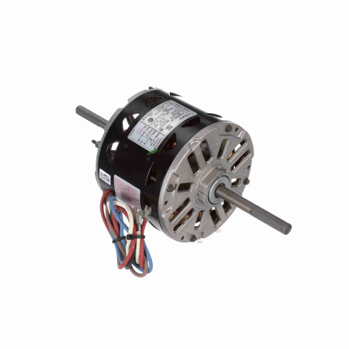 OSR1026 Century Singer (F48SG6L16) Furnace Motor 1/4 hp 1025 RPM 208-230V Century # OSR1026