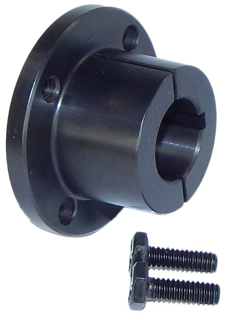 "HX1-1/8 Bushing | 1 1/8"" ""H"" Pulley / Sheave Bushing for Leeson Power Drive Sheaves"
