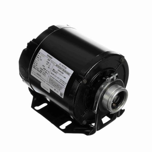 Carbonator Pump Motor 1  4 Hp 1725 Rpm 115  230 Volts