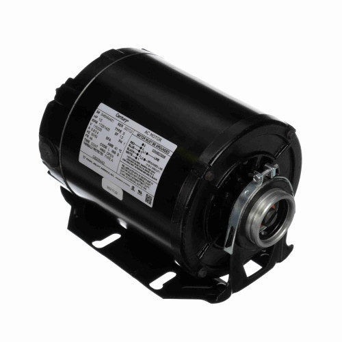CB2054AD Century Carbonator Pump Motor 1/2 hp 1725 RPM 115/230 Volts Century # CB2054AD