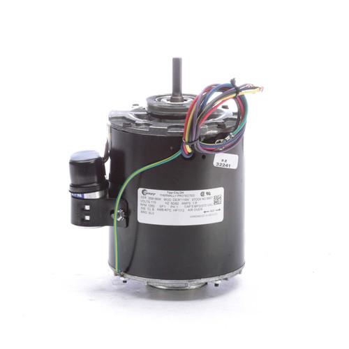 Model 9667 Century Unit Heater Motor 1/12 hp, 1050 RPM, 115 volts Century # 9667