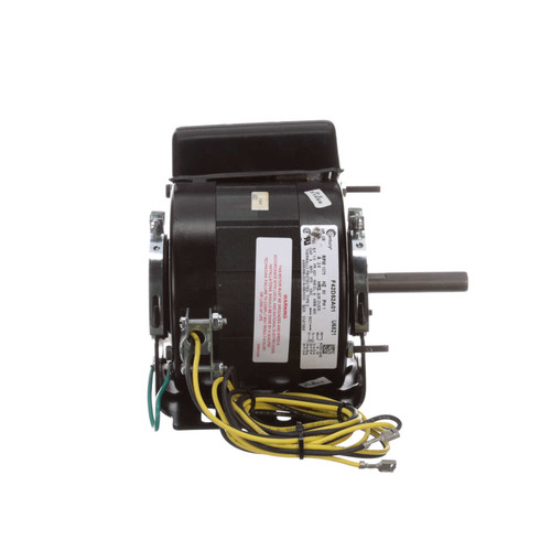 Model 4LY82 Century Unit Heater Motor 1/8 hp, 1075 RPM, 115 Volts Century # U6521