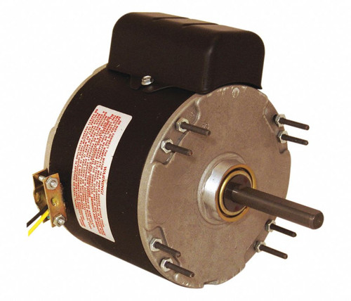 UH1016NB Century Unit Heater Motor 1/6 hp, 1075 RPM, 115 Volts Century # UH1016NB