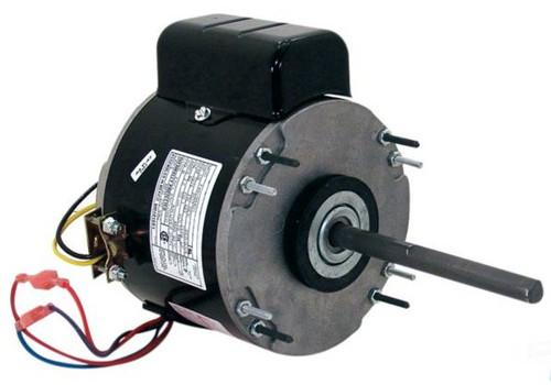 US1026NB Century Unit Heater Motor 1/4 hp, 1075 RPM, 115 volts Century # US1026NB