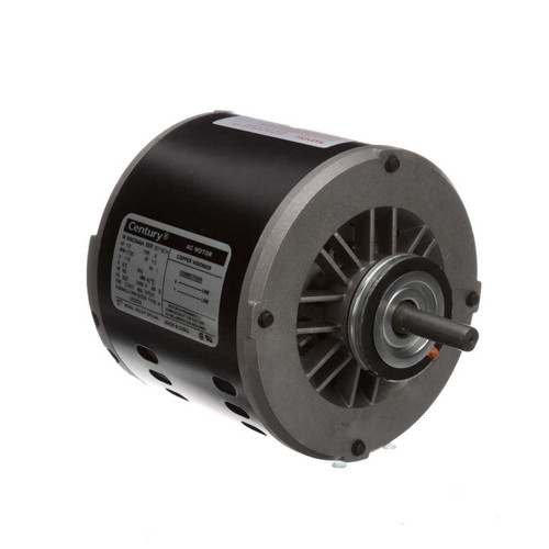 Evaporative Cooler Motor 1/3 hp 1725 RPM 56Z Frame 115V Century Electric # VB2034