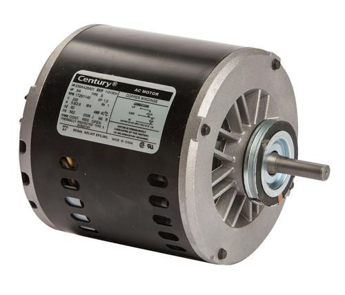 SVB2074H Century Evaporative Cooler Motor 3/4 hp 1725 RPM 2-Speed 56Z Frame 230V # SVB2074H