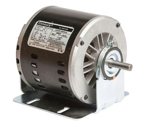 SVB2034B Century Evaporative Cooler Motor 1/3 hp 1725 RPM 2-Speed 56Z Frame 115V # SVB2034B
