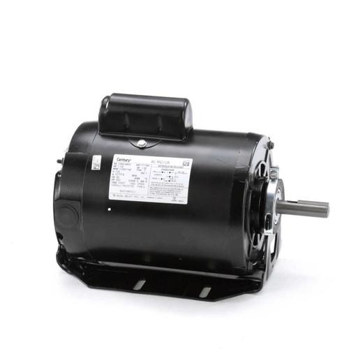 SV2104V1L1 Century Evaporative Cooler Motor 1 hp 1725 RPM 2-Speed 56Z Frame 115V # SV2104V1L1