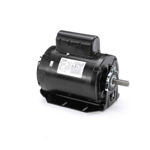 V1104BL Century Evaporative Cooler Motor 1 hp 1725 RPM 56Z Frame 115/230V Century # V1104B