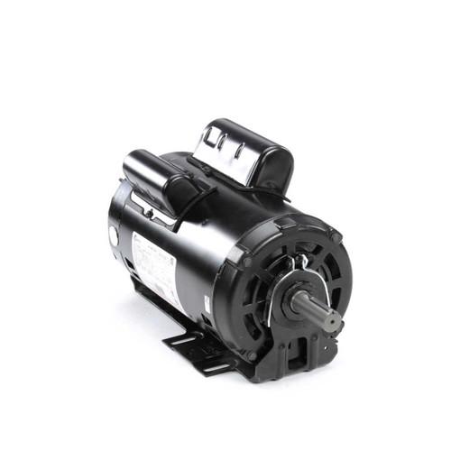 V1204B Century Evaporative Cooler Motor 2 hp 1725 RPM 56Z Frame 115/230V Century # V1204B