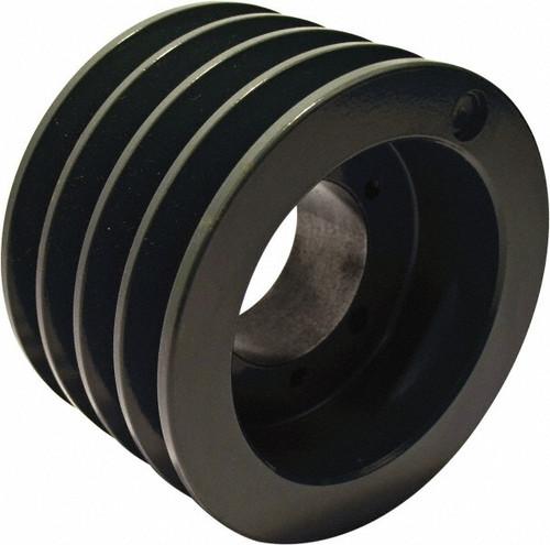 "4-5V3150-F Pulley | 31.50"" OD Four Groove Pulley / Sheave for 5V V-Belt (bushing not included)"