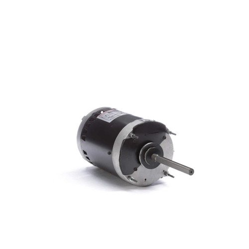 "Condenser Fan Motor 6 1/2"" Dia, 1/2 hp, 850 RPM 200-230/460V Single Phase Century # C512V1"