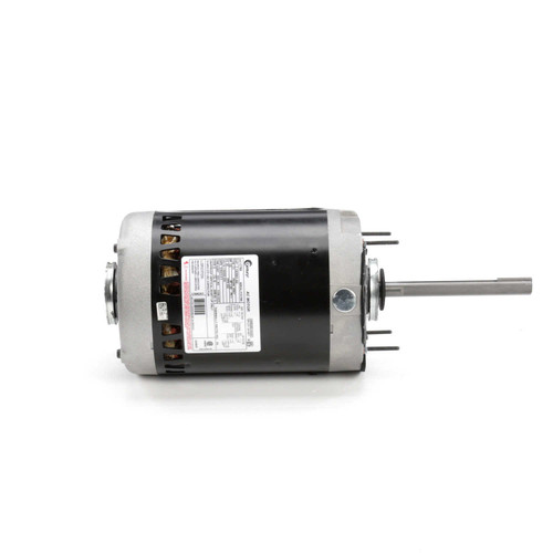 Condenser Fan Motor 6 1  2 U0026quot  Dia  1  2 Hp  850 Rpm 115  208