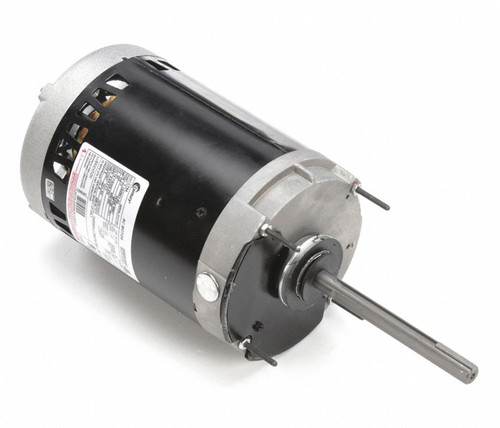 "C784 Century Condenser Fan Motor 6 1/2"" Dia, 1/2 hp, 850 RPM 115/208-230V Single Phase Century # C784"