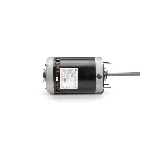 "Condenser Fan Motor 6 1/2"" Dia, 3/4 hp, 825 RPM 200-230/460V Single Phase Century # C660V1"