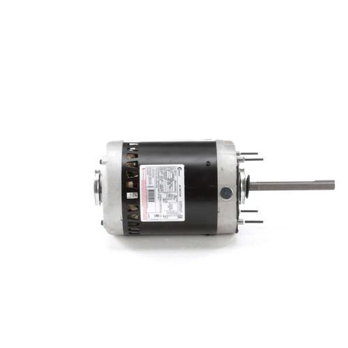 "Condenser Fan Motor 6 1/2"" Dia, 3/4 hp 1075 RPM 200-230/460V Single Phase Century # C661V1"