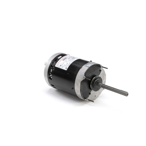 "Condenser Fan Motor 6 1/2"" Dia, 1 hp, 1075 RPM 200-230/460V Single Phase Century # C770V1"