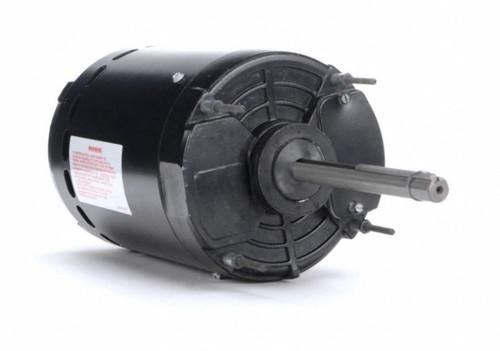 "Condenser Fan Motor 6 1/2"" Dia, 1 hp 1075 RPM 200-230/460V Single Phase Century FY1106V1"