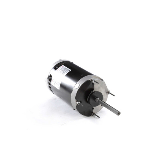 "Condenser Fan Motor 6 1/2"" Dia, 1.5 hp, 1075 RPM 200-230/460V Single Phase Century # C771"
