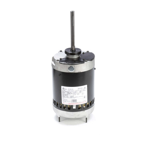 "Condenser Fan Motor 6 1/2"" Dia, 3/4 hp, 1140 RPM 460/200-230V Three Phase Century # H567"