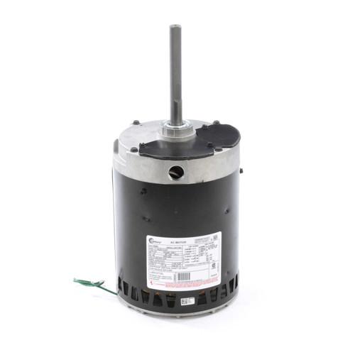 "H686 Century Condenser Fan Motor 6 1/2"" Dia, 1 hp, 850 RPM 460/200-230V Three Phase Century # H686"