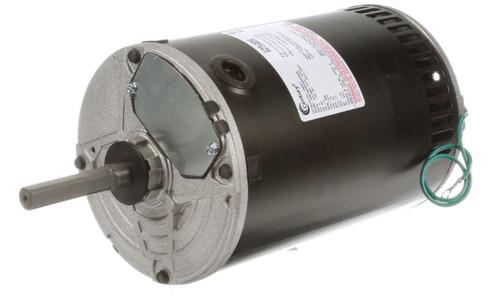 "H962V1 Century Condenser Fan Motor 6 1/2"" Dia, 1 hp, 850 RPM 575V Three Phase"