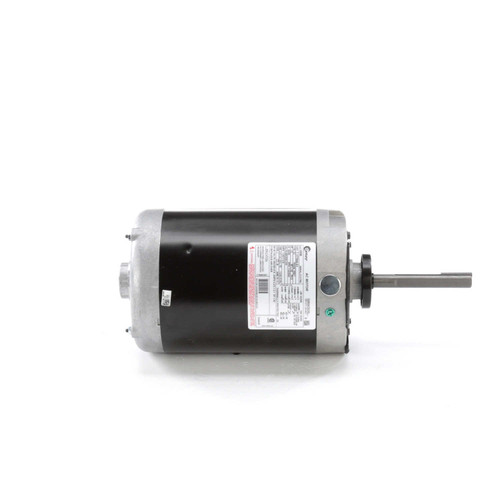 "H696 Century Condenser Fan Motor 6 1/2"" Dia, 1 hp, 1140 RPM 460/200-230V Three Phase Century # H696"