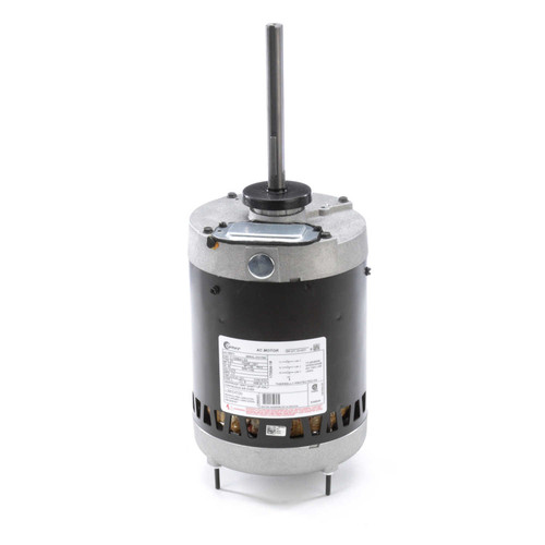 "H671 Century Condenser Fan Motor 6 1/2"" Dia, 1 hp, 1140 RPM 575V Three Phase Century # H671"