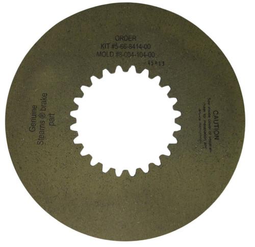566841400 Stearns Brake Friction Disc (8-004-104-00)  # 5-66-8414-00