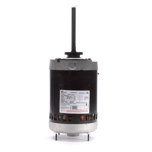 "H963 Century Condenser Fan Motor 6 1/2"" Dia, 1.5 hp, 1140 RPM 575 Volts Three Phase Century # H963"