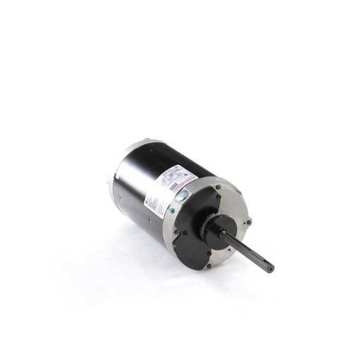 "Condenser Fan Motor 6 1/2"" Dia, 2 hp, 1140 RPM 460/200-230V Three Phase Century # H699"