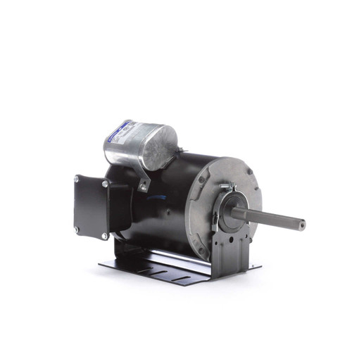 FB1076 Century Condenser Fan Motor Single Phase - Resilient Base 3/4 hp 1075 RPM 208-230/460V Century FB1076