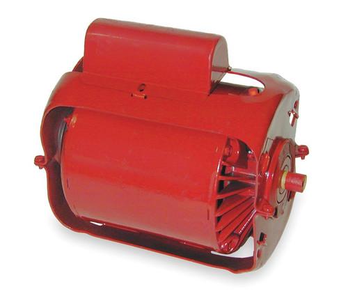 1/6 hp, 1725 RPM, 115V Bell & Gossett Electric Motor # 111031