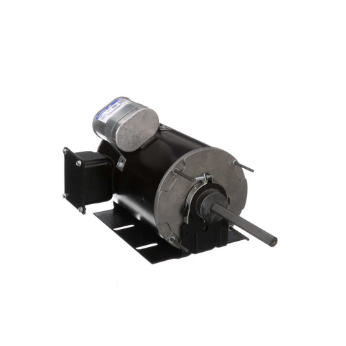 FB1076V1 Century Condenser Fan Motor Single Phase - Resilient Base 3/4 hp 1075 RPM 208-230/460V Century FB1076V1