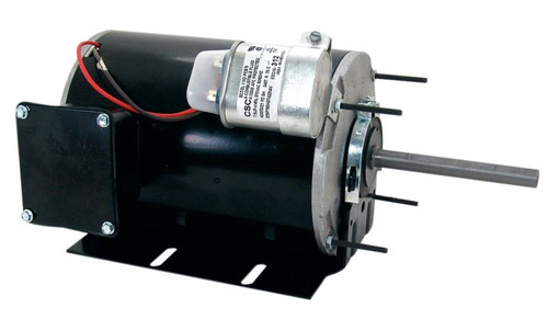 FB1106 Century Condenser Fan Motor Single Phase - Resilient Base 1 hp, 1075 RPM, 208-230/460V Century # FB1106