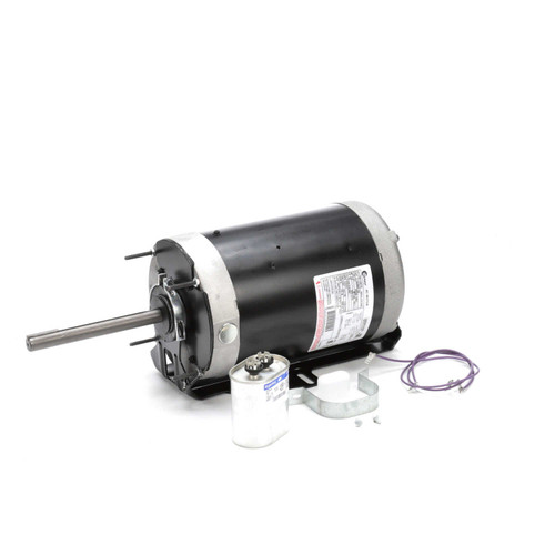FB1106TE Century Condenser Fan Motor Single Phase - Resilient Base 1 hp 1075 RPM 208-230/460V Century FB1106TE