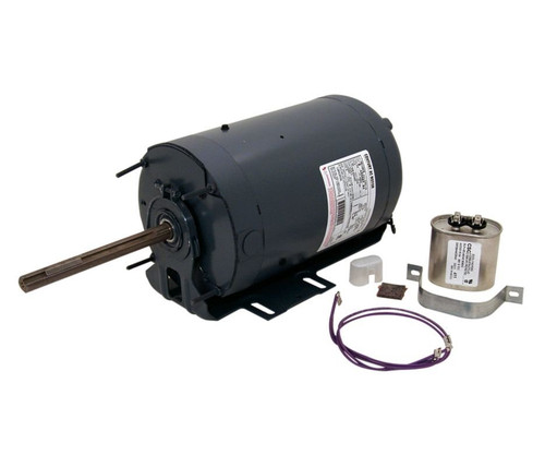 FB1156TE Century Condenser Fan Motor Single Phase - Resilient Base 1.5 hp 1075 RPM 208-230/460V Century FB1156TE