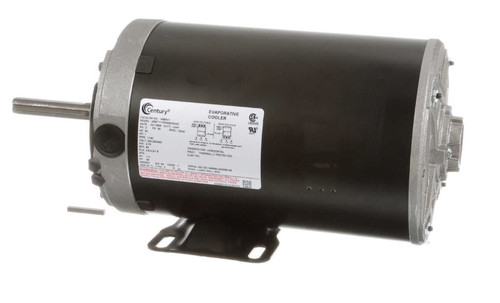 H685V1 Century Condenser Fan Motor Three Phase - Rigid Base 1 hp, 1140 RPM, 208-230/460V