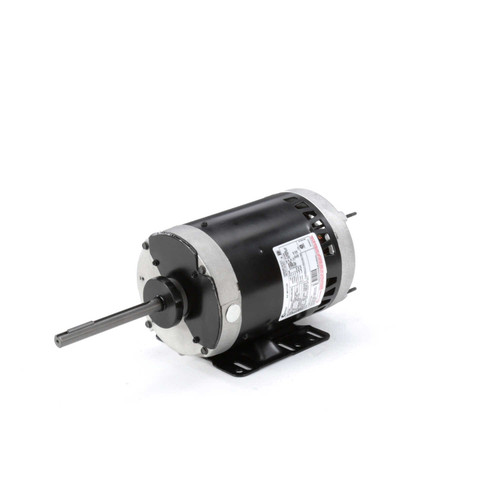 H768 Century Condenser Fan Motor Three Phase - Rigid Base 1.5 hp, 1140 RPM, 208-230/460V Century # H768