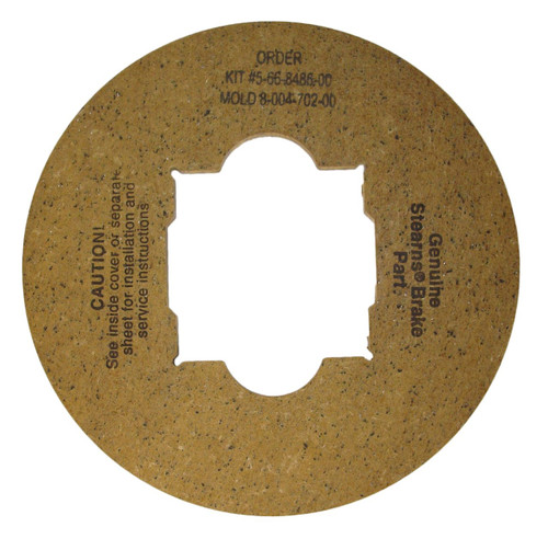 566848600 Stearns Brake Friction Disc (8-004-702-00)  # 5-66-8486-00