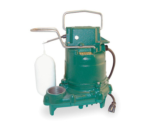 ZOELLER Sump Pump 3/10 hp 115V Model # M57