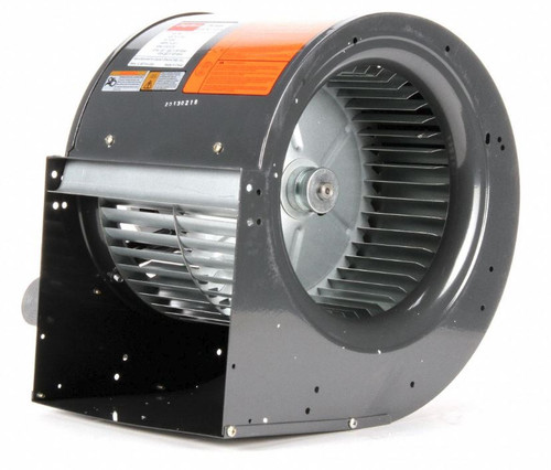 Dayton 1XJX7 1/6 hp 1070 RPM 115V  Furnace Blower with Housing Assembly & Motor