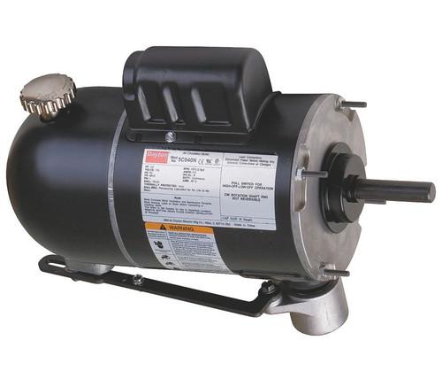 Oscillating Pedestal Fan Motor 2-Speed Motor 1/2hp 1075 RPM 115V # 5C040