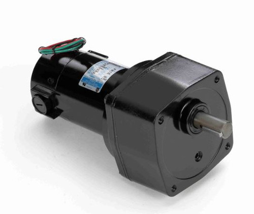 M1135243.00 Leeson |   Parallel Shaft 1/8 hp, 14 RPM 12VDC Electric Gear Motor