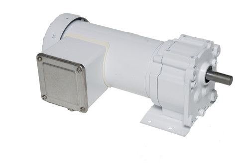 M1145145.00 Leeson |   Parallel Shaft Washdown 1/6 hp, 30 RPM 230V Electric Gear Motor