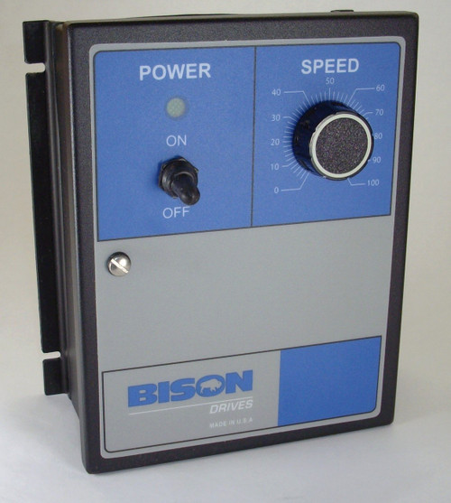 Bison 170-343-0003 PWM Speed Control NEMA 4X; 90/180VDC